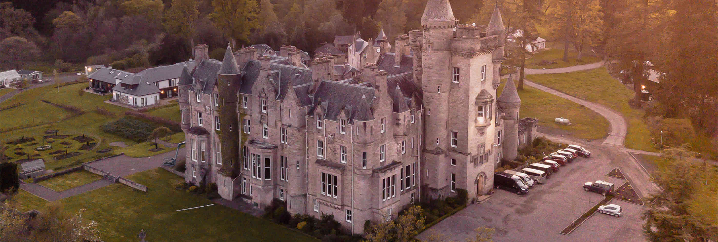 Blairdrummond Castle 2000X700