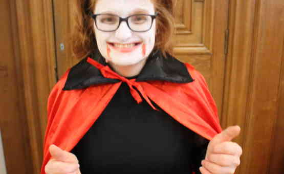 Leanne Halloween